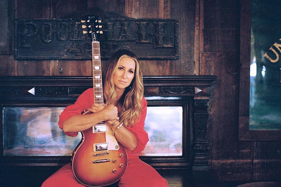 Heidi Newfield, 'The Blues Is My Business' (Feat. Delbert McClinton) [Exclusive Premiere]